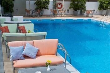 Olympská riviéra - Hotel Kronos - Olympská riviéra pro seniory 55+
