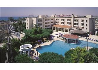Larnaka - Crown Resort Henipa - Kypr nejen pro seniory