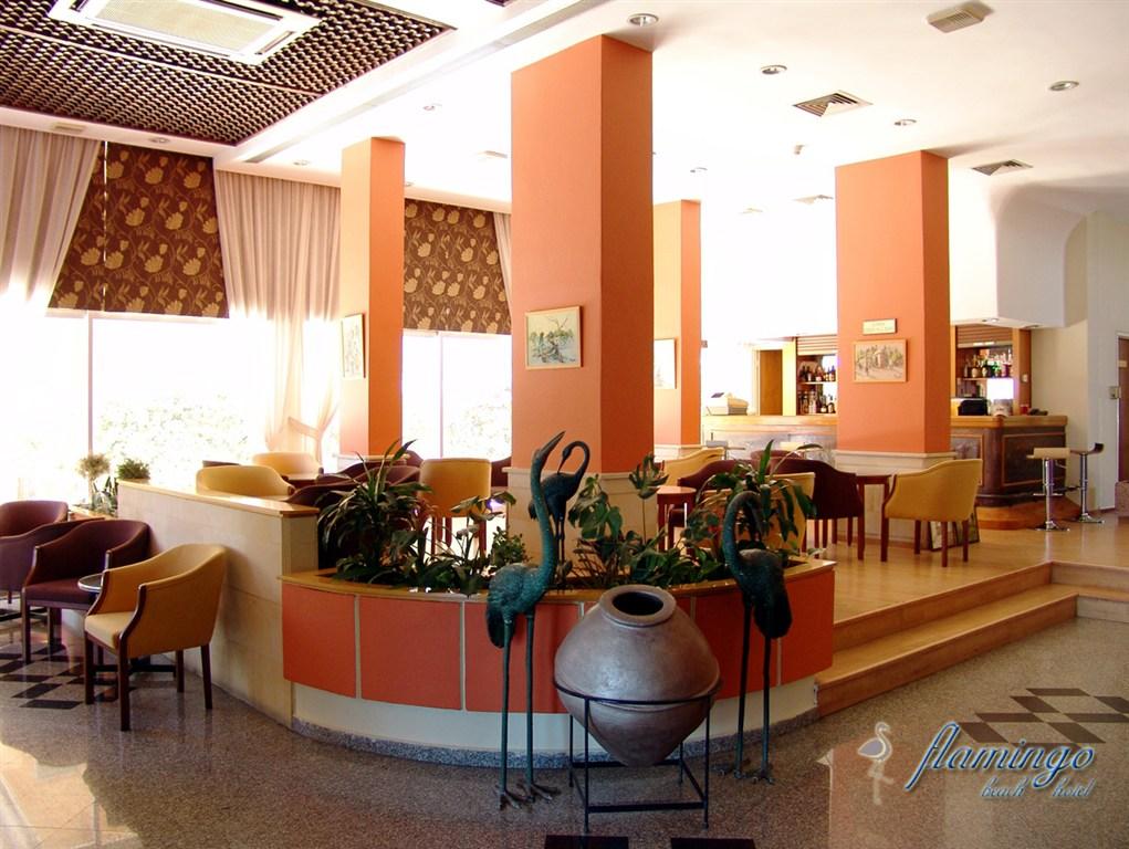Larnaka - Hotel Flamingo Beach - Kypr nejen pro seniory