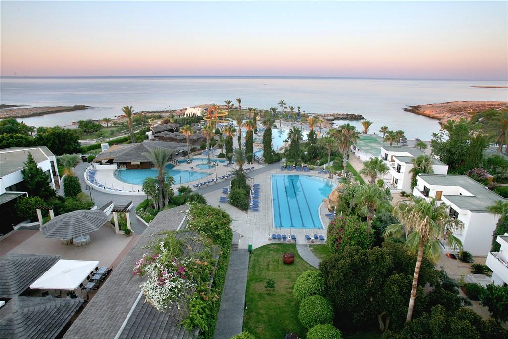 Agia Napa - Hotel Adams Beach - Kypr nejen pro seniory