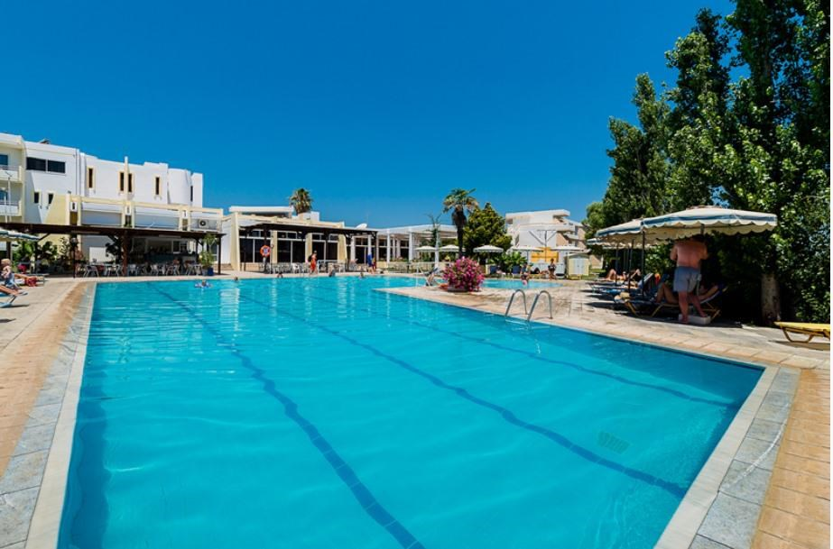 Rhodos - Hotel Afandou Beach - Rhodos pro seniory