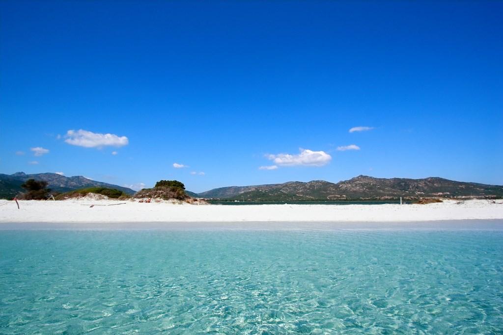 San Teodoro - pláž La Cinta