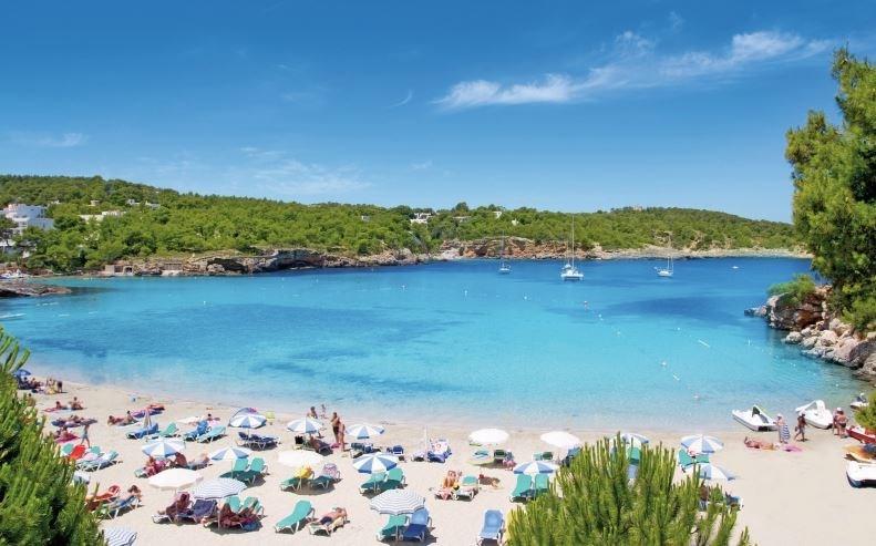 Ibiza - Hotel Els Pins So  - Ibiza pro seniory 55+
