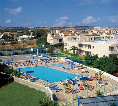 Agia Napa - Euronapa Apartments Cat A´