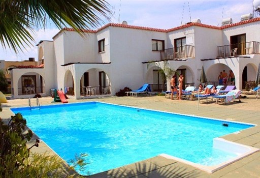 Agia Napa - Florence Hotel Apartments Cat B´
