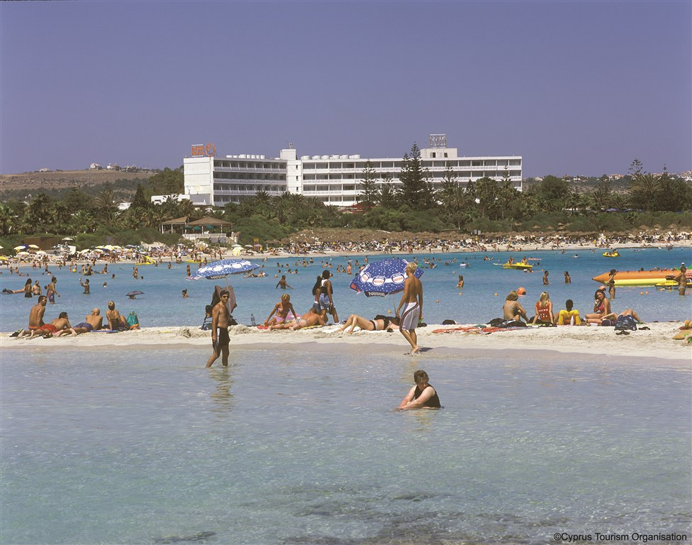 Agia Napa - Adams Beach